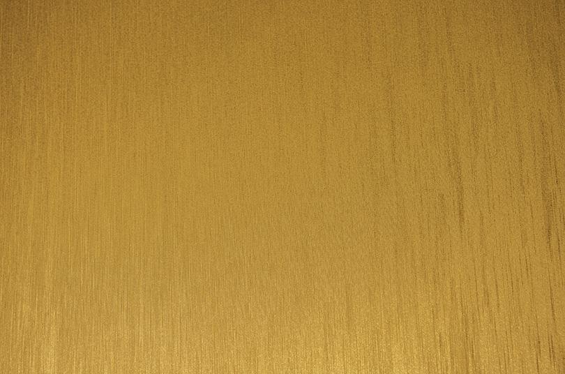 Aço Escovado Ouro